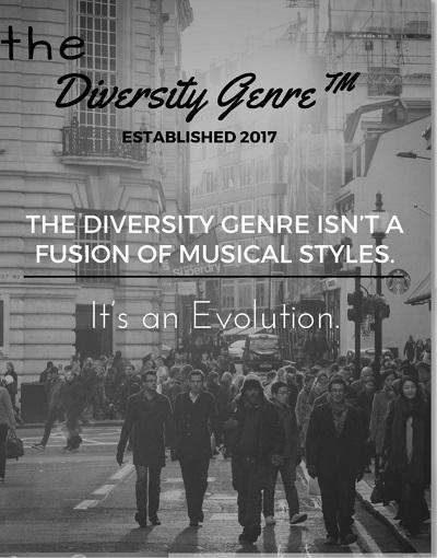 3RD Season Promo Cover: Diversity Genre™ (C)2017 Exobia